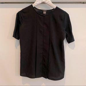 Black Ann Taylor blouse